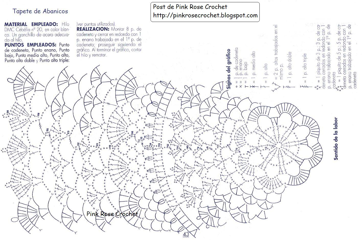 Images About Crochet Knitted Tablecloth On