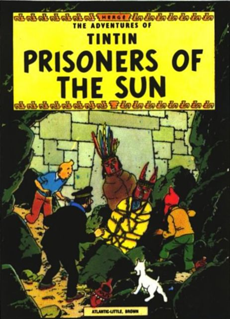 Book Download  Tintin Prisoners Of The Sun