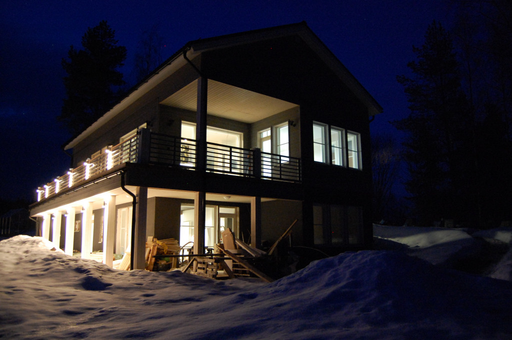 Rosvomäki projekti: huhtikuuta 2010