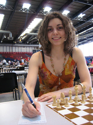 Nino Maisuradze - © Chess & Strategy
