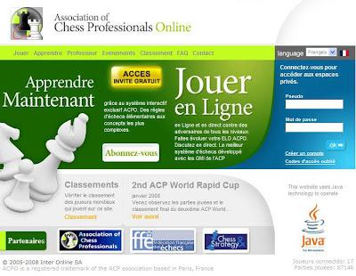 Le site de l'ACPO