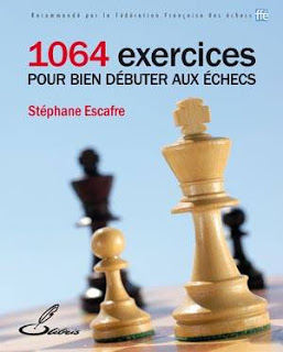 Echecs & Livres : 1064 exercices pour bien débuter