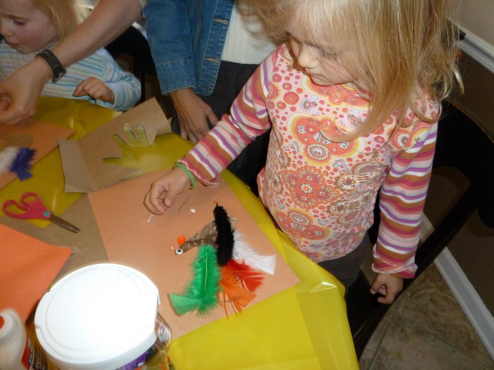 Mommy And Me Book Club A Turkey For Thanksgiving