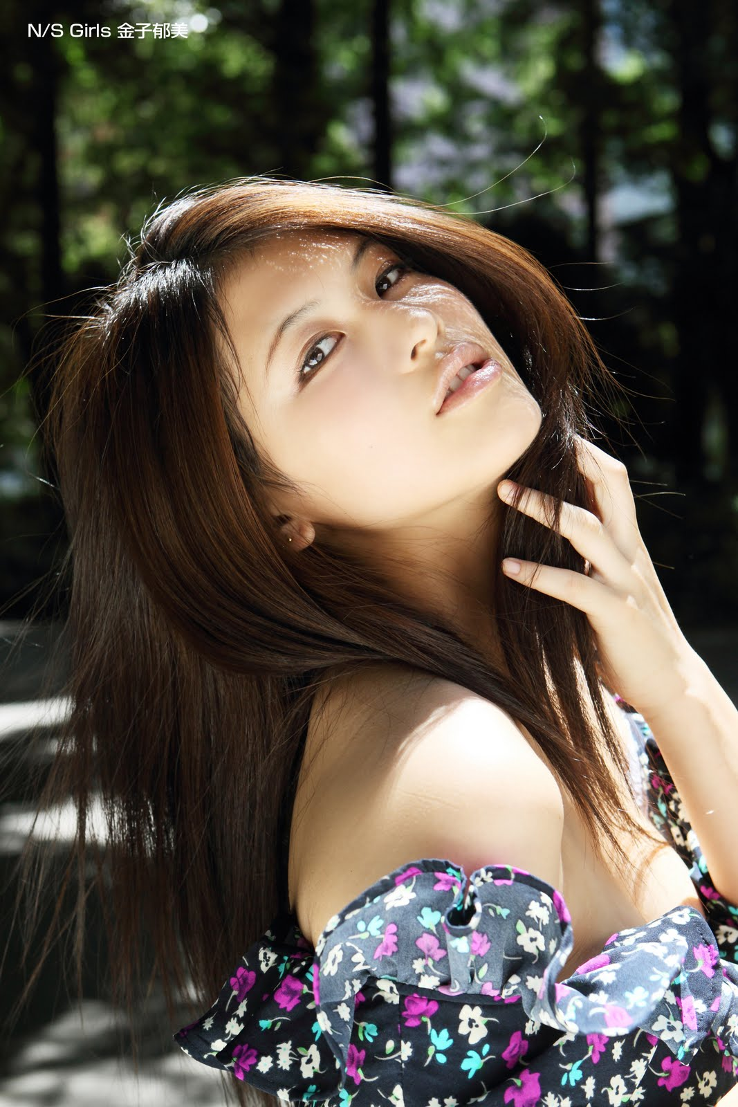 Stunning Japanese girl that I dont known their name