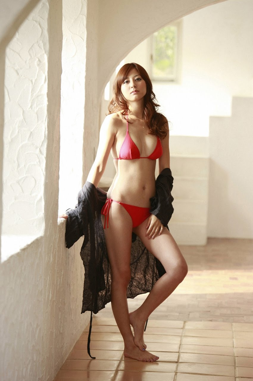 Cute Mei Wallpaper Yumi Sugimoto With Pink Bikini Teen Girl Asian