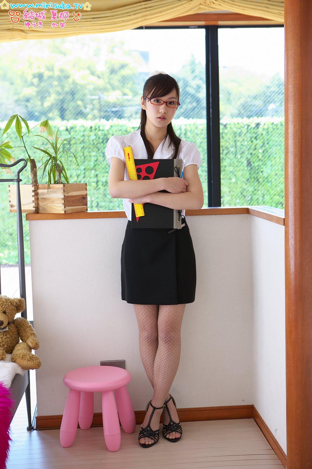 Sexy Girl And Teacher