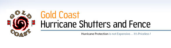 Gold Coast Hurricane Shutters And Fence South Florida