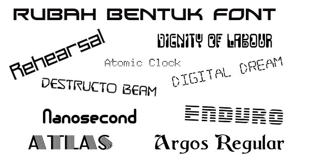 Font Keren Untuk Corel Draw X4 Portable Free - staffir