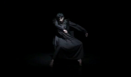 the spectral dimension: dance of the dead : marie-gabrielle