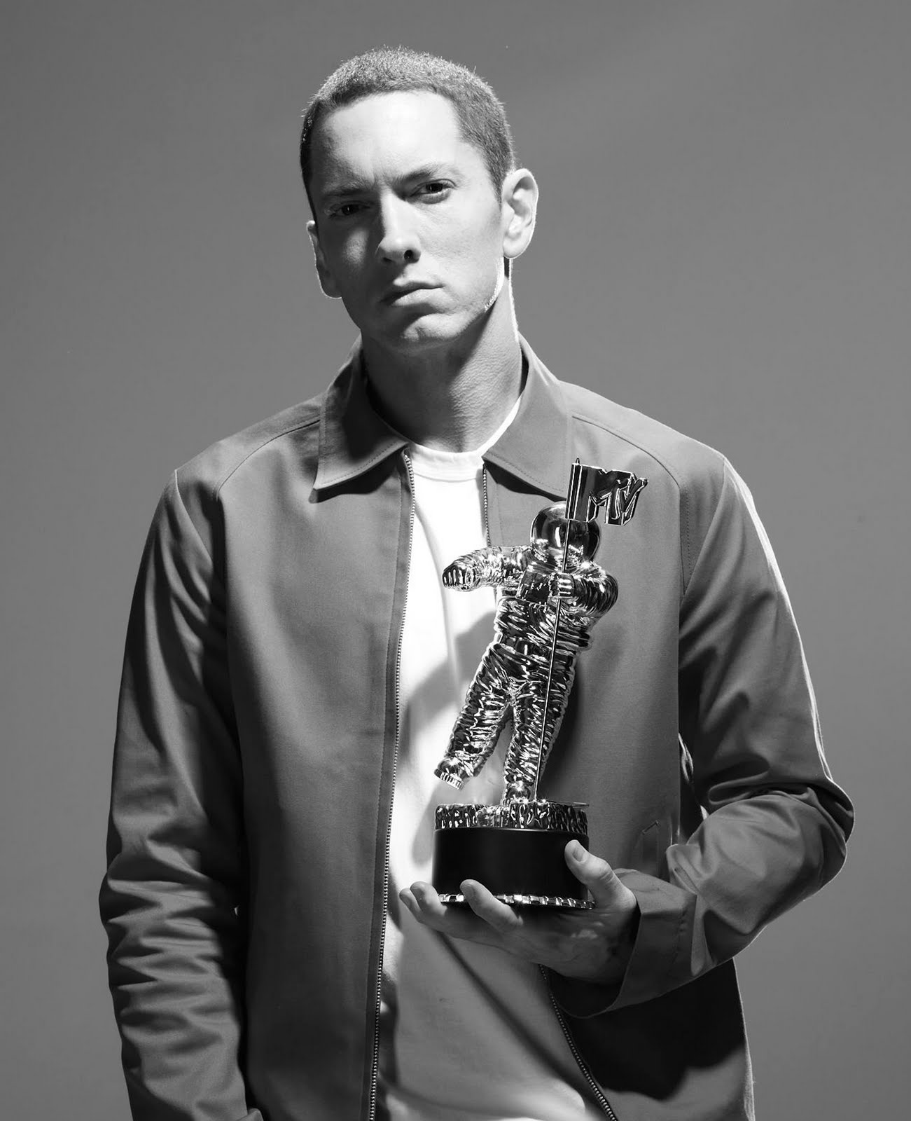"TMW : A Fiery Car Crash Can't Stop Eminem In His New ""2010 ..."