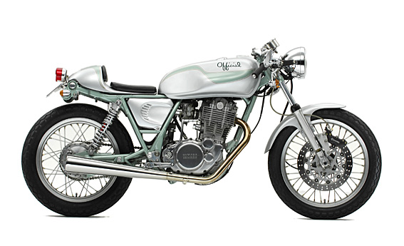 another japanese gem - the yamaha sr400 (sr500) ~ return of the