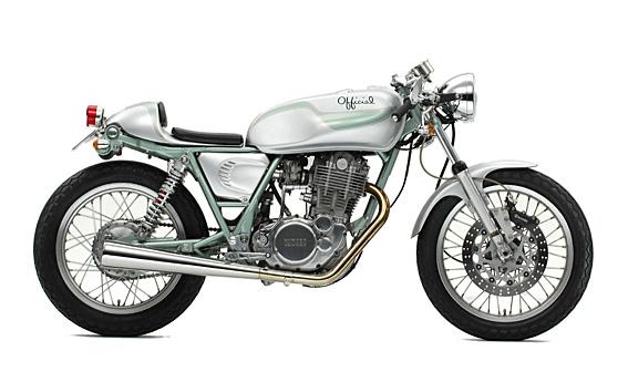 another japanese gem - the yamaha sr400 (sr500) ~ return of the