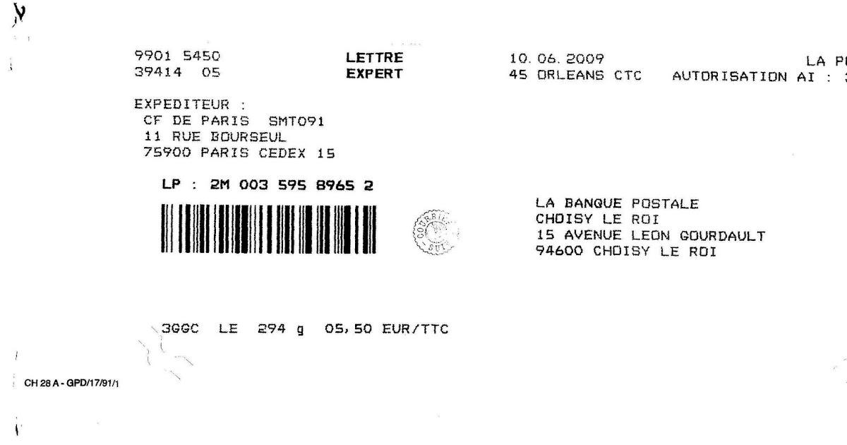 lettre expert JCV PHILATELIE: LETTRE EXPERT lettre expert