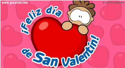 Postales Gusanito De San Valentin Fotos Y Imagenes De Amor