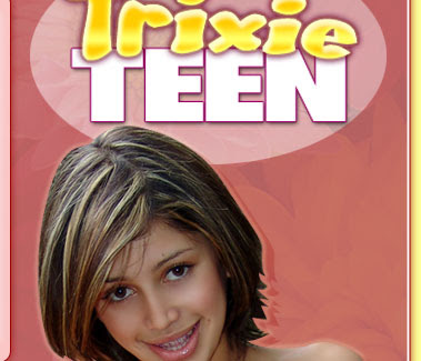 trixie teen real