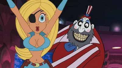 Red White And Huge Rob Zombie S New Animated Film