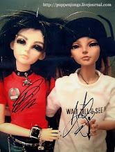 Los muñekitos de mi Bill y mi Tom, creo k voy a volver a la infancia...