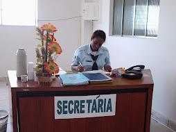 Recepcionista do Comando Geral