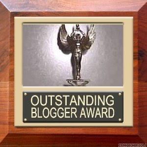 Outsanding Blogger