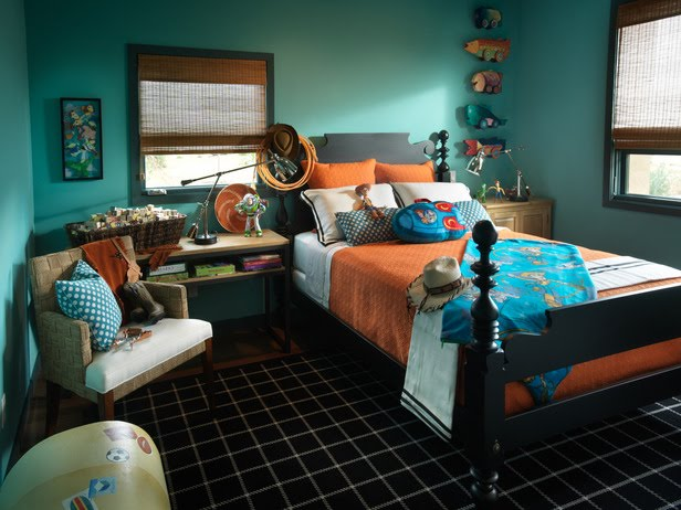 breathtaking boys bedroom color ideas | Dream in Color...: August 2010
