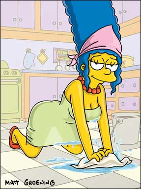 Marge Simpson 8