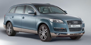 Audi Q7 SUV may go hybrid
