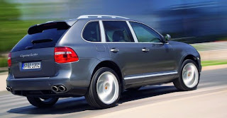 2008 Porsche Cayenne features new engines, more aggressive styling