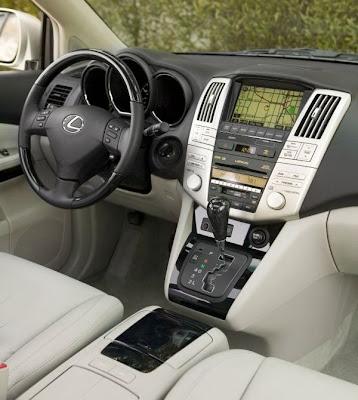 2008 Lexus RX 350 (navi)