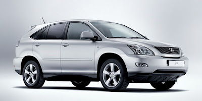 Lexus RX350 limited edition introduced