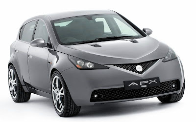 ZAP-X Crossover Electric Car