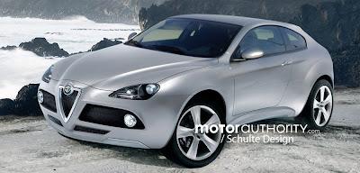 2008 Alfa Romeo CXover Crossover