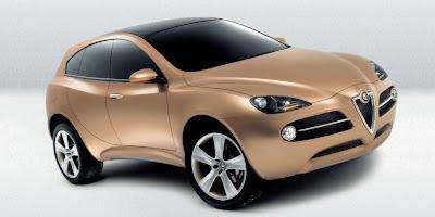 2003 Alfa Romeo Kamal Concept (front)