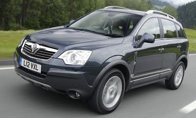 Vauxhall Antara (front)