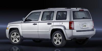 Jeep Patriot (back)