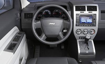 Jeep Patriot (dashboard)