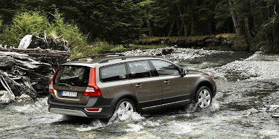 Volvo XC70 (off road)
