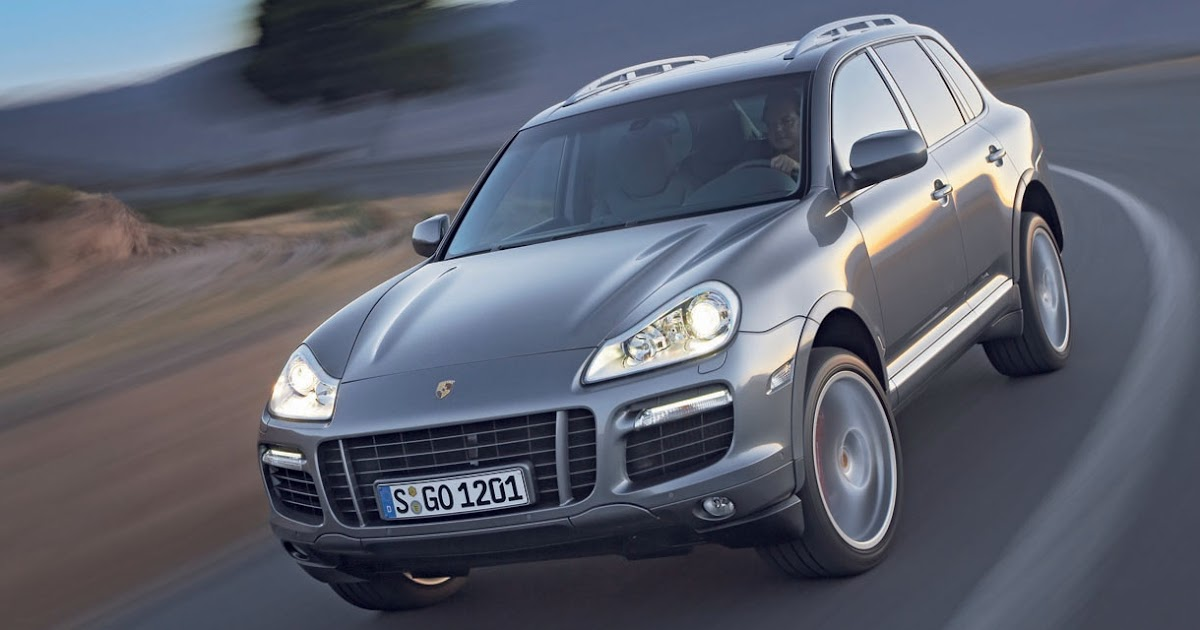 Porsche cayenne hybrid is coming upon us suv buster