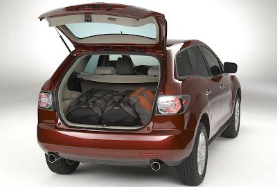 2007 Mazda CX-7 (back)