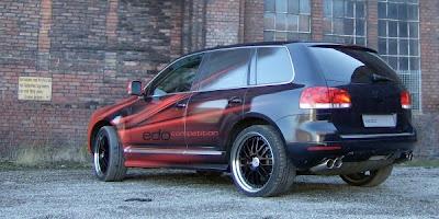 Edo Competition tunes VW Touareg