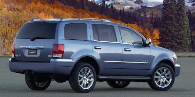 Chrysler Aspen V8 HEMI hybrid