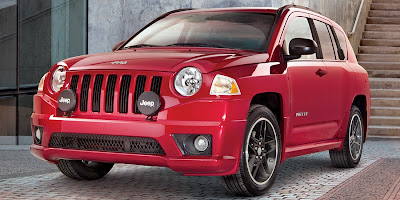 Jeep Compass Rallye Package from Mopar (front)