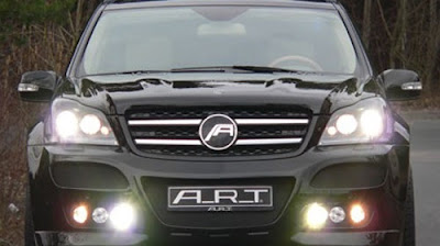 Art Tuning X64 package for the Mercedes-Benz GL-Class SUV