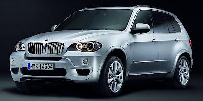BMW X5 E70 4.8i M Sport