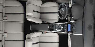 Mazda CX-7 (seats)