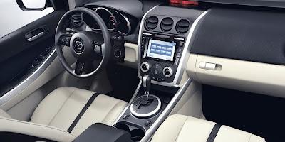 Mazda CX-7 (interior)