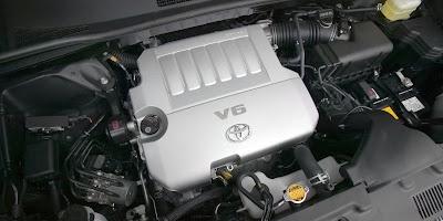 2008 Toyota Highlander (VVT-i V6 engine)
