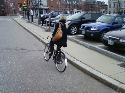 Copenhagen Cycle Chic in Portsmouth, New Hampshire