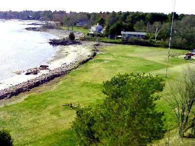 historic Fort Stark, Portsmouth, New Castle, New Hampshire