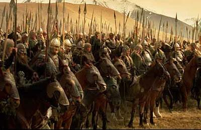 Rohirrim Riders of Rohan