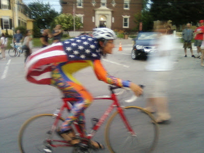crazy bike fan